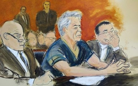 Jeffrey Epstein 'abused a woman while on work release' claims lawyer