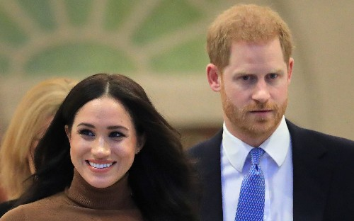 Canada to stop footing Sussexes security bill from next month