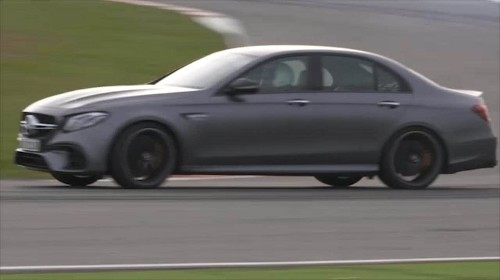 Mercedes-AMG E63 driven: 'This monster is clearly bonkers. The fastest ever made, it will leave you in awe'