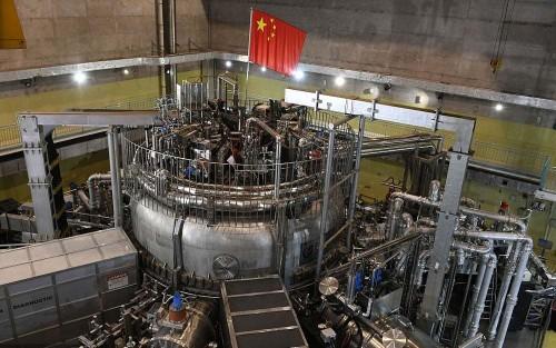 China's 'artificial sun' achieves major breakthrough