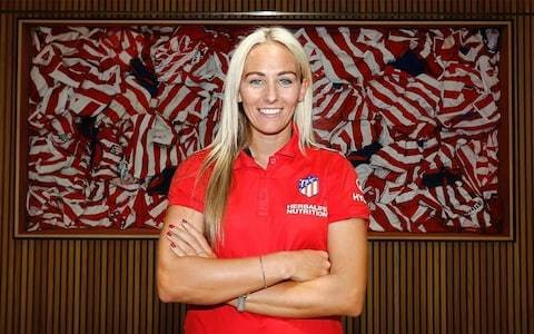Exclusive Toni Duggan interview: Why I had to stay in Spain and join Atletico Madrid