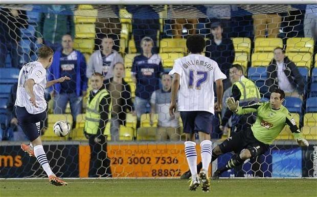 Millwall 1 Blackburn Rovers 2: match report