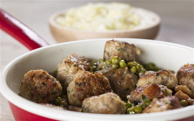Recipes with peas, little green spheres of joy