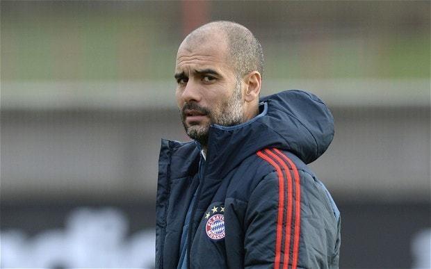 Bayern Munich v Manchester City: Pep Guardiola says Bundesliga champions must improve