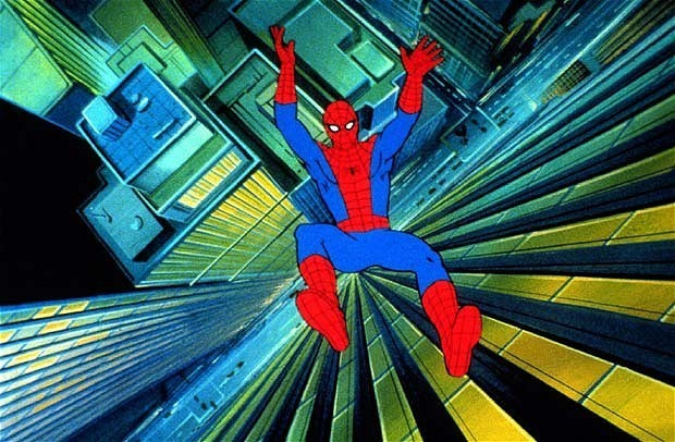 Spider-Man animated film to be released in 2018