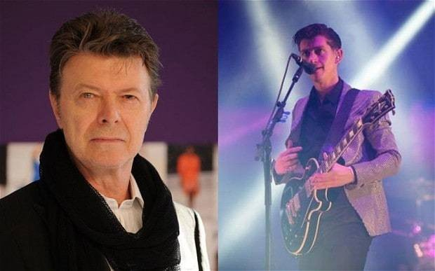 Mercury Prize 2013: David Bowie and Arctic Monkeys joint favourites