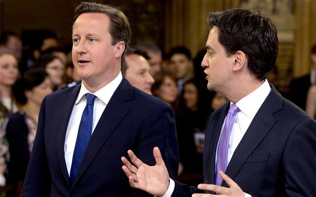 Confused about the general election? Don't worry, there are only two possible outcomes...