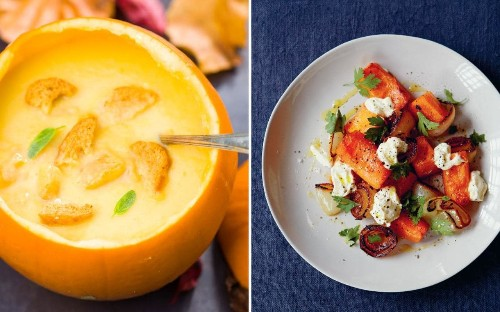 Perfect pumpkin: the 10 best places to eat squash this autumn