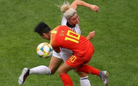 China and Spain secure World Cup last 16 places with stalemate in Le Havre