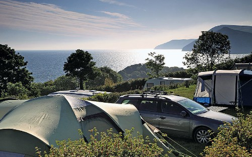 Four of the best: campsites with a twist