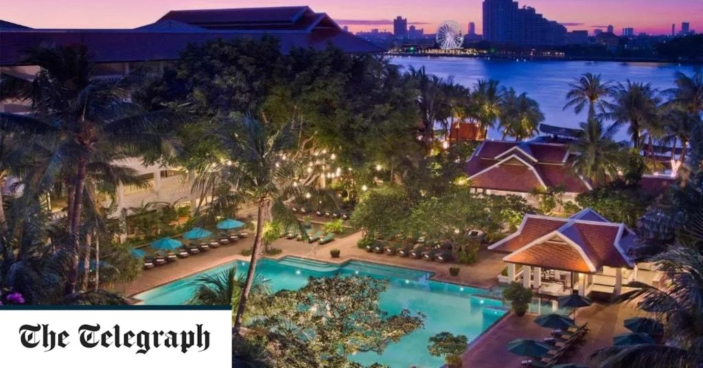 The best family-friendly hotels in Bangkok, including sky-high pools and cool boat trips