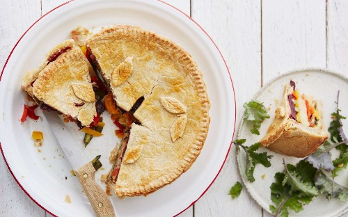 How to make perfect pastry for the ultimate picnic pies