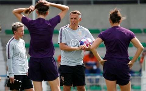 Phil Neville names first post-World Cup England squad with four new call-ups while Jill Scott is rested