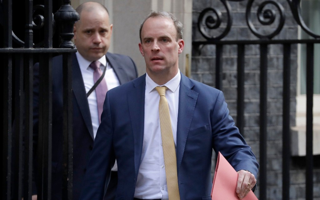 Dominic Raab: The 'ambitious' former lawyer who has the same lunch from Pret every day