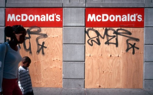 10 countries where McDonald's is not welcome