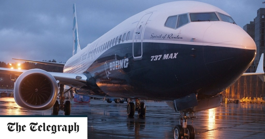 BA owner places huge order for grounded Boeing 737 Max