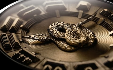 From Gucci to Montblanc, serpent symbolism is charming its way into watches