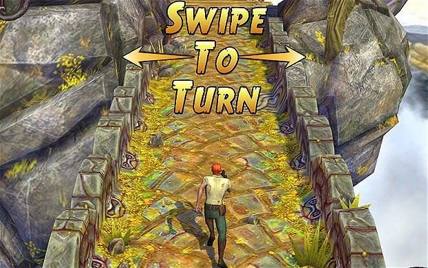 Harry Potter producer 'to turn Temple Run into film'