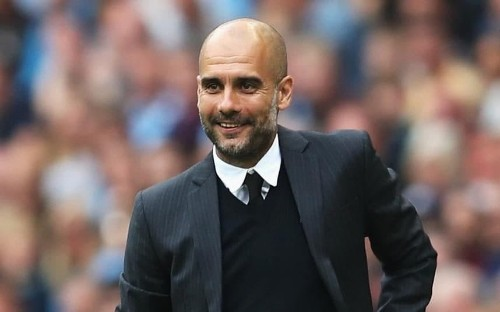 Is Pep Guardiola destined to lead Man City to the Premier League title?