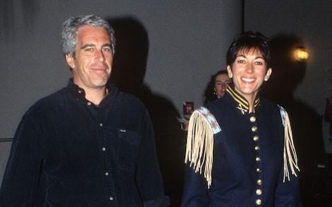 Jeffrey Epstein and Ghislaine Maxwell 'boasted of collecting compromising material on the rich and famous'