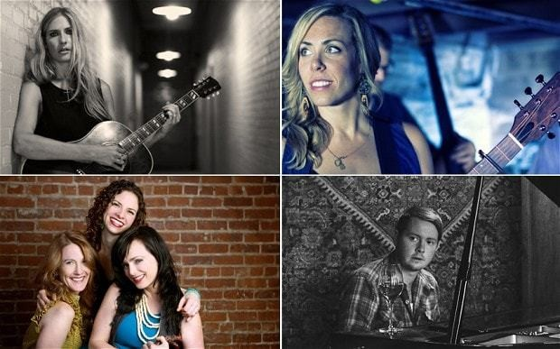 Country music: 10 highlights for summer 2014