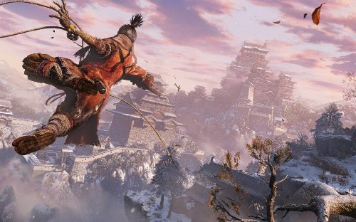 New games out this week: Sekiro: Shadows Die Twice, Unravel Two, Fate/Extella Link
