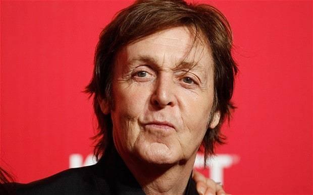 Sir Paul McCartney postpones US leg of world tour on doctors' orders