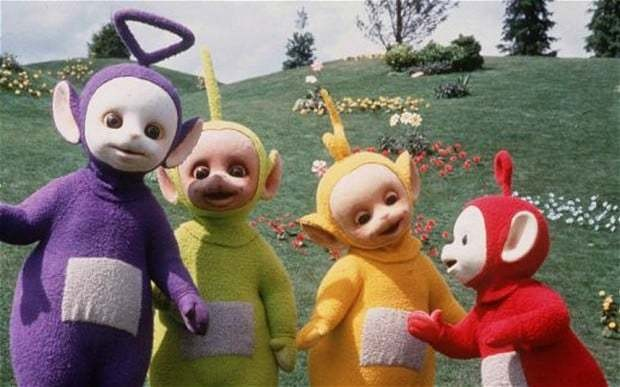 Teletubbies: 16 things you didn't know