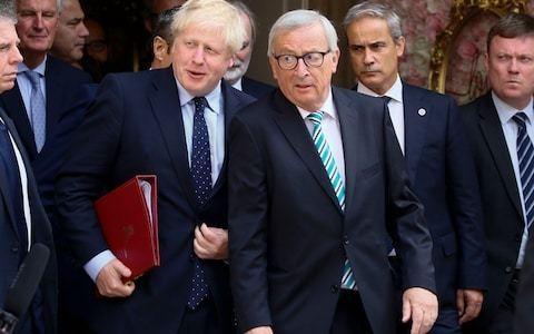 The EU's rigid attitude to Boris Johnson could yet lead to a no deal Brexit