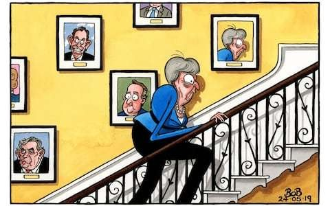 In the annals of history, Theresa May will rank as a uniquely bad PM