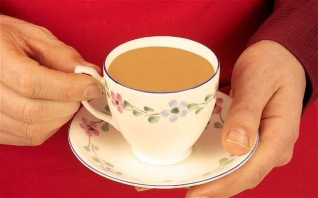 Is Britain falling out of love with tea?