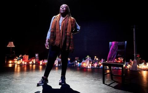 Until the Flood, Traverse Theatre, Edinburgh Fringe review: channelling the rage of a divided America