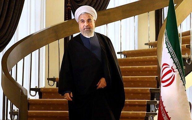Hassan Rouhani says Iran can turn 'new page' with nuclear deal
