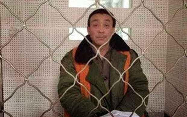 Christian leader jailed for 12 years amid Chinese church crackdown