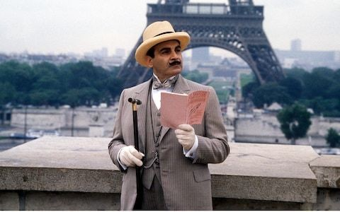 Political correctness in acting could mean Poirot can only be played by a Belgian, David Suchet warns
