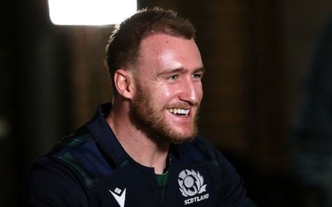 Stuart Hogg actively put himself forward for Scotland captaincy with hopes of driving his team to new heights