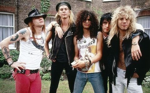 Guns n'Roses Coachella reunion is the last roar of a rock dinosaur