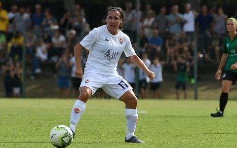 Fiorentina's Lisa De Vanna exclusive interview on Australia career, playing with USWNT's best and feud with Joe Montemurro ahead of Arsenal tie