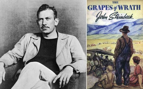 The Grapes of Wrath: 10 surprising facts about John Steinbeck's novel