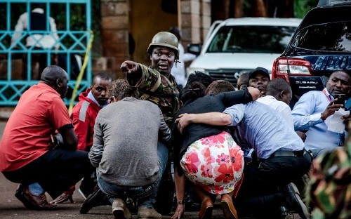 Britain urges US not to abandon fight against Al-Shabaab in wake of Nairobi attack