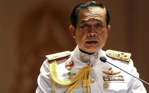 Thai junta replaces martial law with absolute power