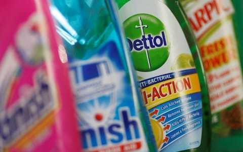 Reckitt signs deal with Founders Factory to back dozens of start-ups