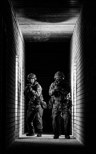 British Army Photographer of the Year.