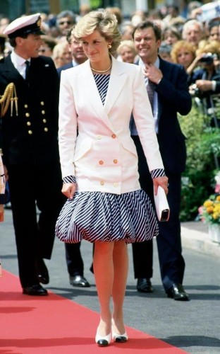 Princess Diana's style evolution, and why some decades are just better at fashion than others