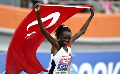 Seven Kenyans, two Jamaicans and a Cuban competing for Turkey - this is a disgraceful farce