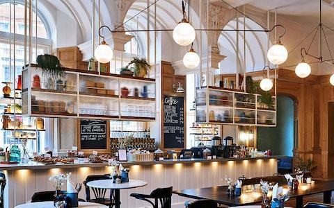 Secret City: The best London hotels for coffee lovers