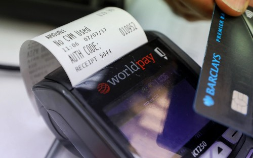 EU rules limiting contactless payments leave customers baffled