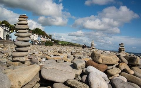 Steal pebbles from beach and risk prosecution, visitors in Pembrokeshire warned