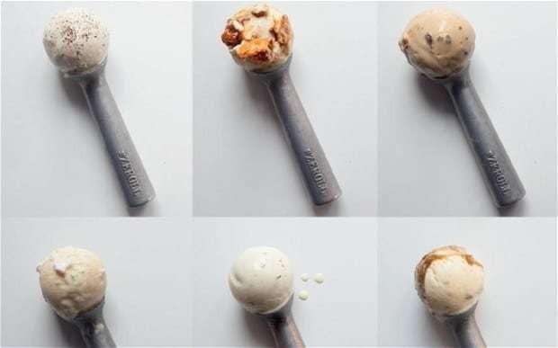 Scrumptious summer ice cream recipes from Justin Gellatly