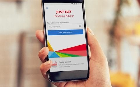 Questor: as Uber Eats prepares to gobble up market share it's time to get out of Just Eat